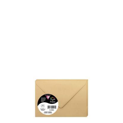Εικόνα της Pollen Envelopes 75x100mm (120gr) CARAMEL