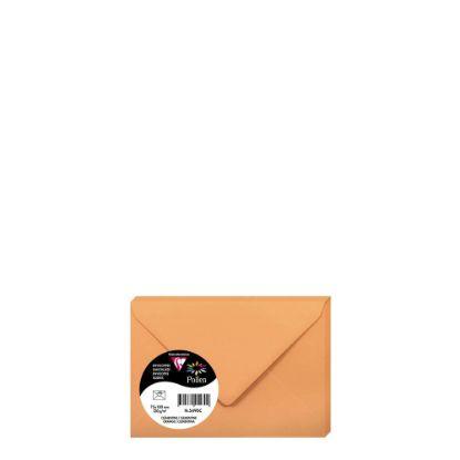 Εικόνα της Pollen Envelopes 75x100mm (120gr) ORANGE
