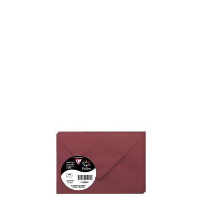 Εικόνα της Pollen Envelopes 75x100mm (120gr) MAROON