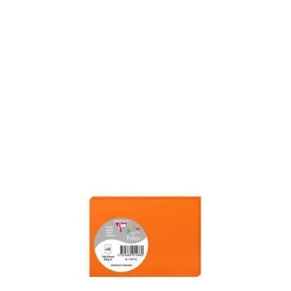 Εικόνα της Pollen Cards 70x95mm (210gr) ORANGE INTENSIVE