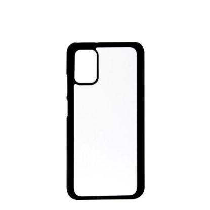 Εικόνα της XiaoMi case (POCO M3) TPU BLACK with Alum. Insert